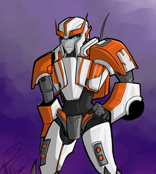 Female Ratchet by DeceptiveShadow