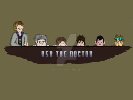 Ask The Doctor by sonickthecat