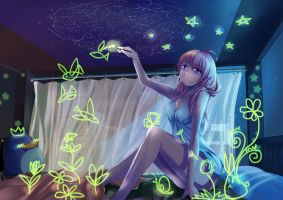 The Phantasy Wonderland of Light by AmberClover