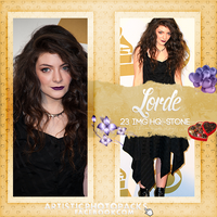 -Photopack Lorde 02 by SomeoneInTheForest