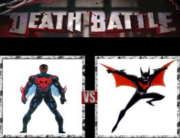 Request #85 Spider-Man 2099 vs Batman Beyond by LukeAlanBundesen