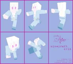 piratey Aster Minecraft skin by tirsden