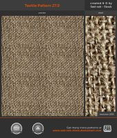 Textile Pattern 27.0 by Sed-rah-Stock
