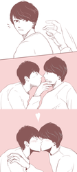 Ossan's Love by WAsabeeee