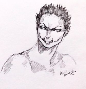 Katakuri by AbussLunaris