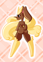Lopunny by Meb90
