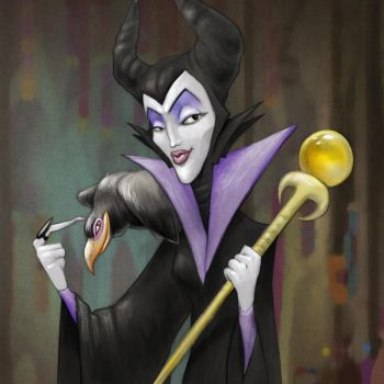 Maleficent by BoKaier