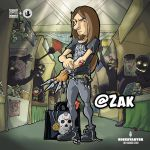 King of Con character advertising - zak by SGubert