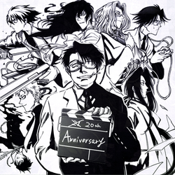 HELLSING 20th Anniversary -20180714 by ShadowLuhi