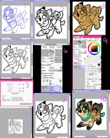 Crappy icon tutorial by Fenick-Fang