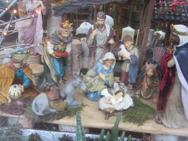 Exclusive Nativity Scene Stock by Renata-s-art