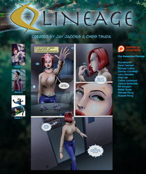 Lineage Update Page 15 by ChrisTsuda