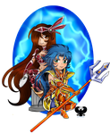 At: kanon x priss by ExcaliburRose