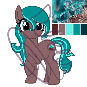[CLOSED] Rocky Mountains Adoptable by MagicPebbles