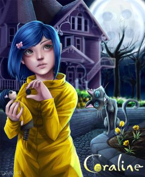 Coraline - GIF by IDamiant