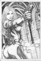 Witchblade - page by jgledson