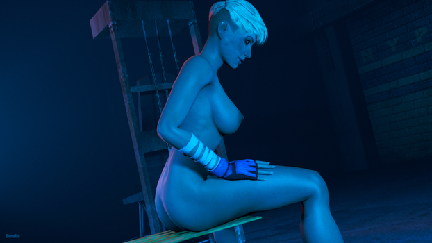 Cassie Cage 6(alt) by notsodamndeviant