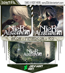 Nier: Automata by sony33d