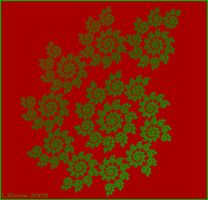 A Fractal for Christmas by Stumm47
