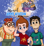 Jimmy Neutron Revival by PamFanJN