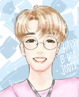 [Gift] Day6- Smiley Jae by Jen-senpai