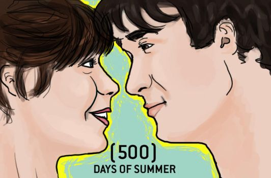 500 days of summer by solemnlyswear22