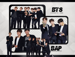 Pack Png #646 // BTS by BEAPANDA