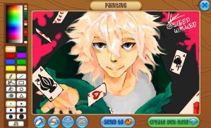 Animal Jam Masterpiece: Nagito Komaeda by GabrieliAprilia