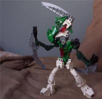 Bionicle Gallade