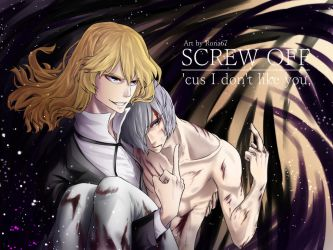 Screw Off by Rona67
