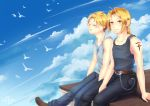 FMA: Peaceful Day by Jenova87