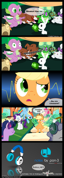 COMIC: Just for Train Rides (Russian) by malkolm95