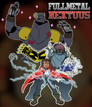 FULLMETAL NEXTUUS by NyQuilDreamer