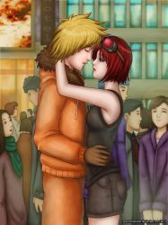 Kenny and Jem by grandchaosSR