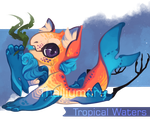 Tropical Waters by NebNomMothership