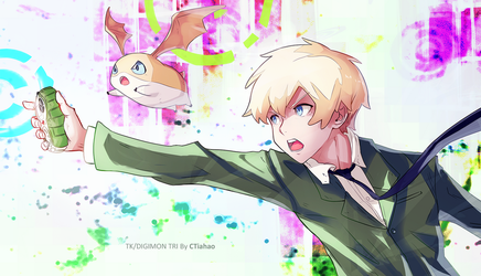 Digimon Tri by CTiahao