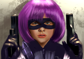 Hit girl by trungbui42