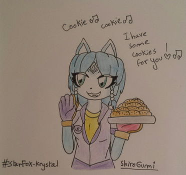 I have some cookies for you by GumiyaStar