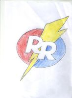 Rescue Rangers Logo Colour by EgonEagle