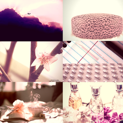 [aesthetic #11] : |rosy pink| by snowflake20006