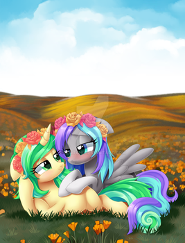 Flowers by Centchi