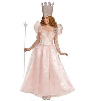 Wizard of Oz Deluxe Glinda the Good Witch by halloweenideas