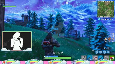Brite Unicorn - Stream Overlay by lol0verlay