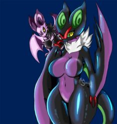 Anthro Noivern by Suirano