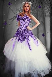 Butterfly Queen by paranormallily32