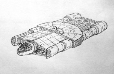 YT-1150 transport by DarkSapiens