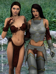 Kat and Kit - Improved by odhinnsrunes