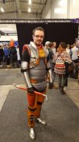 Gordon  Freeman by EgonEagle