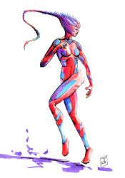 Alienwoman by StereoiD