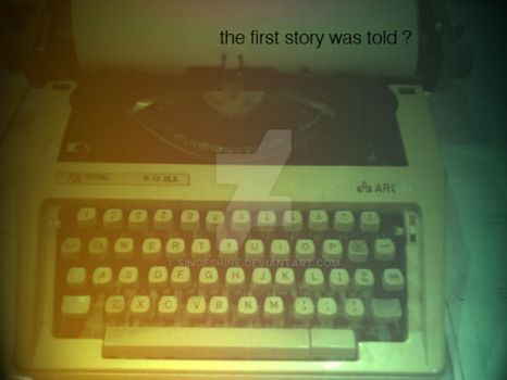 it's all your stories #nameit by sinofshine
